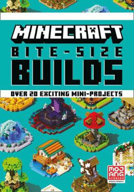 Picture of Minecraft Bite-Size Builds