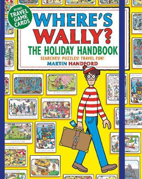 Picture of Where's Wally? The Holiday Handbook: Searches! Puzzles! Travel Fun!
