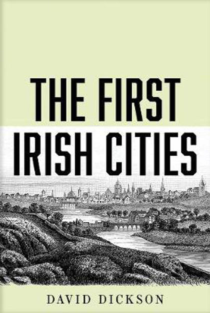 Picture of The First Irish Cities: An Eighteenth-century Transformation