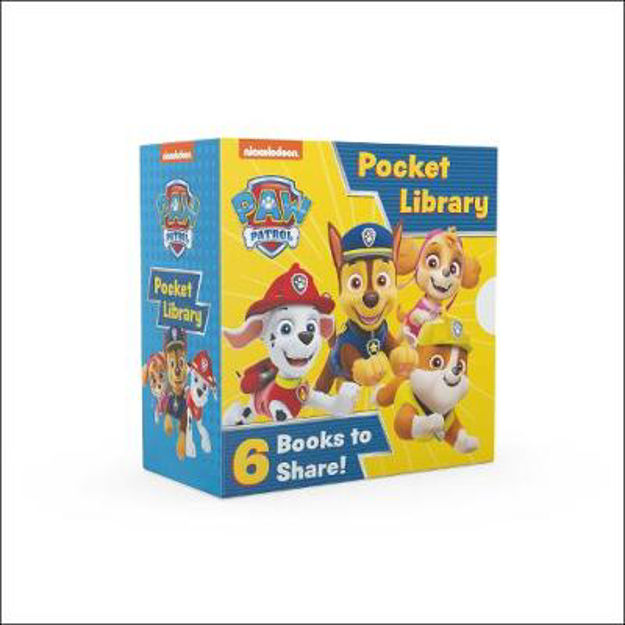 Picture of Paw Patrol Pocket Library