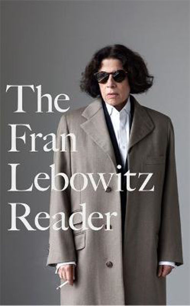 Picture of The Fran Lebowitz Reader