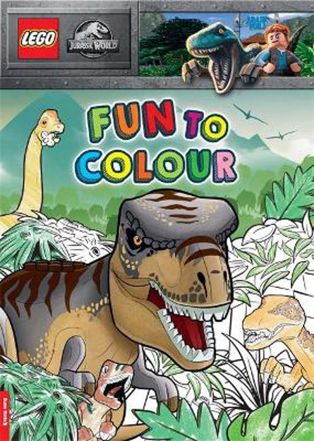 Picture of LEGO (R) Jurassic World (TM): Fun to Colour