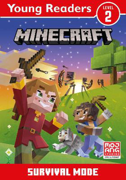 Picture of Minecraft Young Readers: Survival Mode