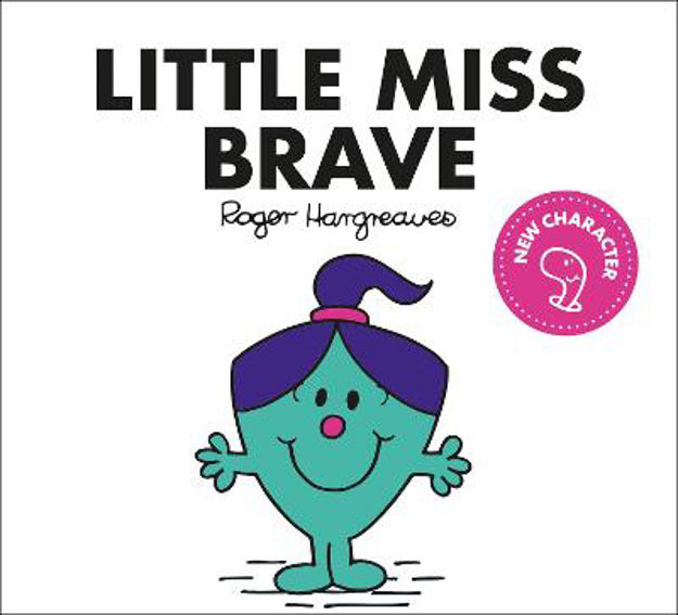 Picture of Little Miss Brave (Little Miss Classic Library)