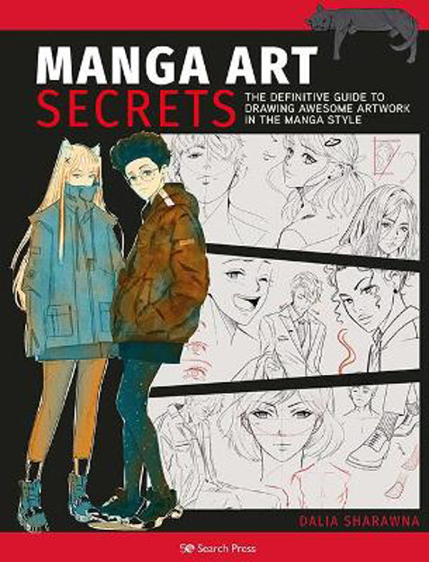Picture of Manga Art Secrets: The Definitive Guide to Drawing Awesome Artwork in the Manga Style