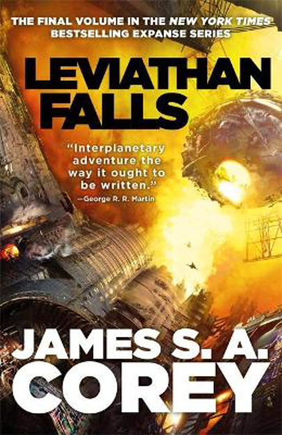 Picture of Leviathan Falls: Book 9 of the Expanse (now a Prime Original series)
